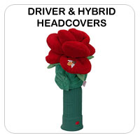Driver/Hybrid Golf Club Headcovers