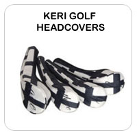 Keri Golf Club Headcovers