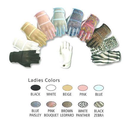 HJ Glove Ladies Golf Gloves