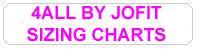 4All by JoFit Sizing Charts