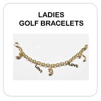 Ladies Golf Bracelets