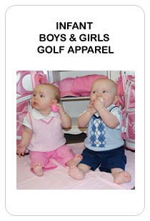 Infant Golf Apparel