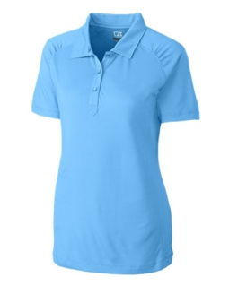 Cutter & Buck Ladies & Plus Size Short Sleeve DryTec™ Northgate Golf Shirts - Asst. Colors