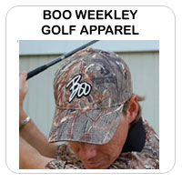 Men's Boo Weekley Golf Apparel