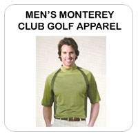 Men's Monterey Club Golf Apparel