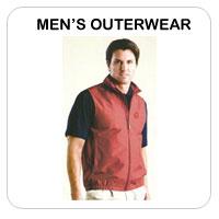 Men's Outerwear Golf Apparel