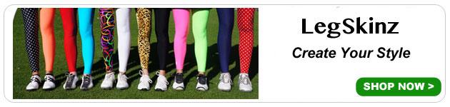 Ladies Tennis LegSkinz