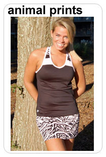 Tennis Animal Prints