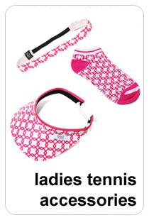 Ladies Tennis Accessories