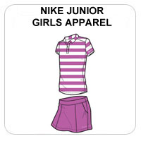 Nike Junior Golf Girls Apparel