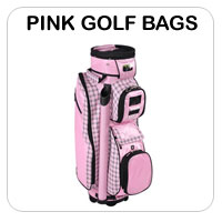 Pink Golf Bags