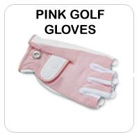 Pink Golf Gloves