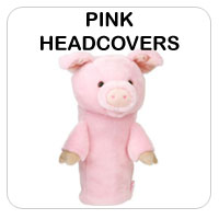 Pink Headcovers