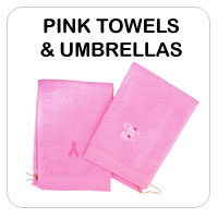 Pink Towels & Umbrellas