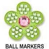 Golf Ball Markers & Visor Clips