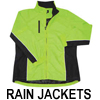 Ladies Golf Rain Jackets