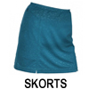 Ladies Golf Skorts