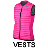 Ladies Golf Vests