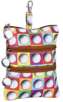 Sydney Love Ladies Clip-On Golf Accessory Bags - On the Ball