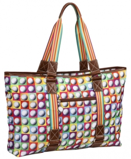 Sydney Love Ladies East West Golf Tote Bags - On the Ball