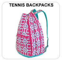 Ladies Tennis Backpacks