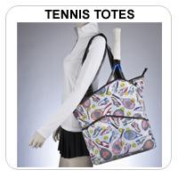 Ladies Tennis Totes