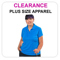 Womens Plus Size Golf Apparel