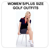 Womens/Plus Size Golf Outfits