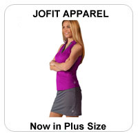 JoFit Women's Plus Size Apparel