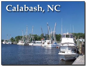 Visit Calabash, North Carolina Today!