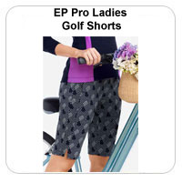 EP Pro Ladies Golf Shorts