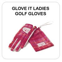 Glove It/Nicole Miller Ladies Golf Gloves