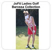 JoFit Ladies Golf Barossa Collection