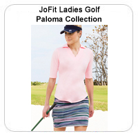 JoFit Ladies Golf Paloma Collection