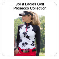 JoFit Ladies Golf Prosecco Collection