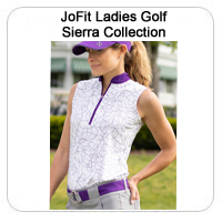 JoFit Ladies Golf Sierra Collection