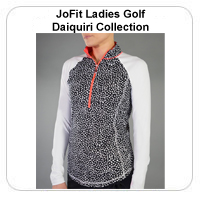 JoFit Ladies Golf Daiquiri Collection