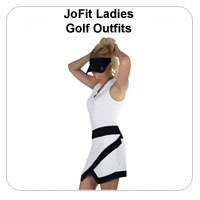 JoFit Ladies Golf Outfitss