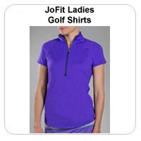 JoFit Ladies Golf Shirts
