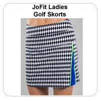 JoFit Ladies Golf Skorts