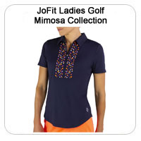 JoFit Ladies Golf Mimosa Collection