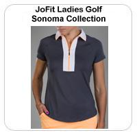 JoFit Ladies Golf Sonoma Collection