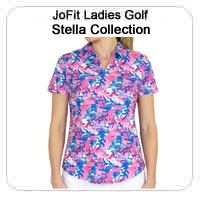 JoFit Ladies Golf Stella Collection
