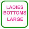 Ladies Golf Bottoms Large