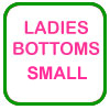 Ladies Golf Bottoms Small