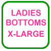 Ladies Golf Bottoms X-Large
