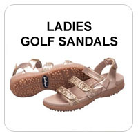 Ladies Golf Sandals