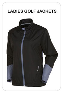 ladies golf jackets