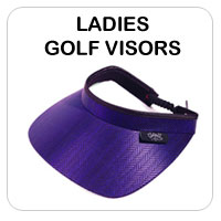 Ladies Golf Visors
