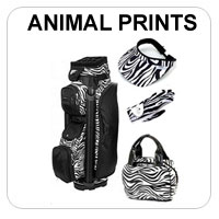 Check Out Our Safari Full of Animal Print Golf Accessories & Apparel